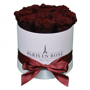 PARIS EN ROSE box de roses